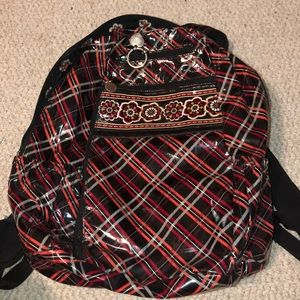 Frill backpack